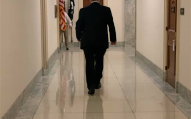 Congressman Sires votes for Heroes Act